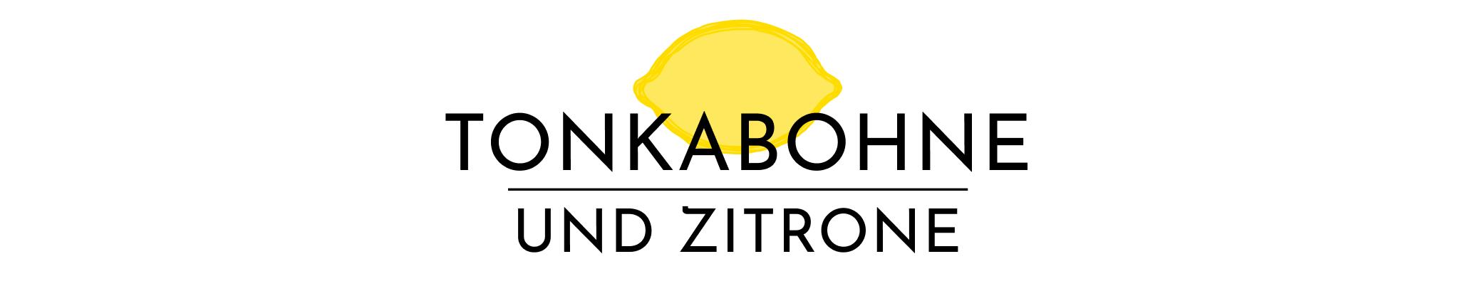 Logo Tonkabohne und Zitrone